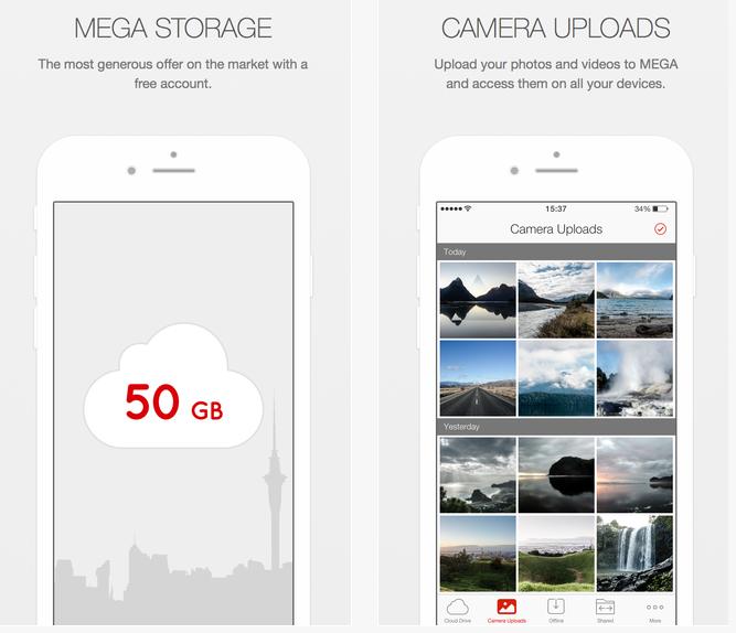 Mega cloud partage musique video ddl