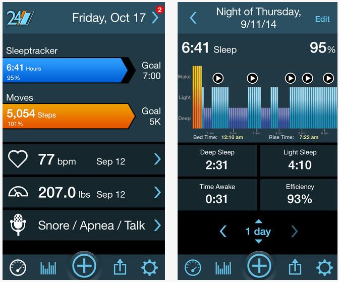 Motion X Sport sommeil santé