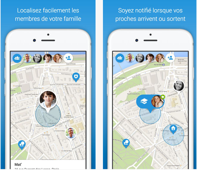 Application Rencontre Geolocalisation