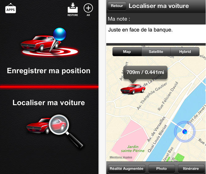top 10 meilleures apps pour la g olocalisation. Black Bedroom Furniture Sets. Home Design Ideas