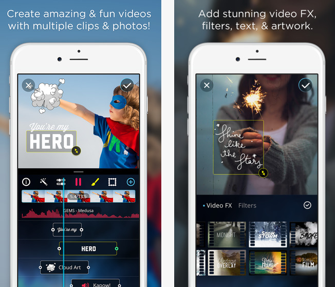 VidLab Video Editor mixage son vidéos application top 10