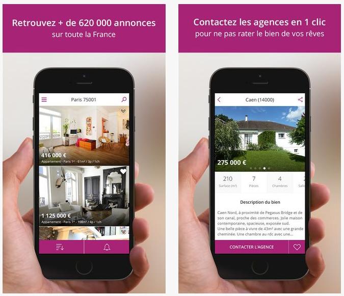 trouver un logement les 10 meilleures apps gratuites. Black Bedroom Furniture Sets. Home Design Ideas
