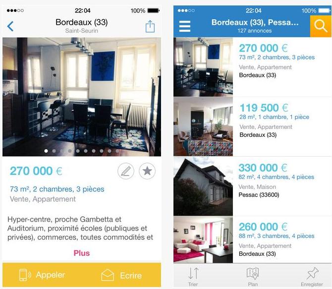 pap.fr particulier a particulier annonce iphone